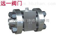 Q61F/H不锈钢焊接球阀