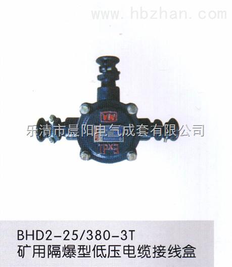 bhd2-25/380-3t矿用隔爆型低压电缆接线盒_仪器仪表