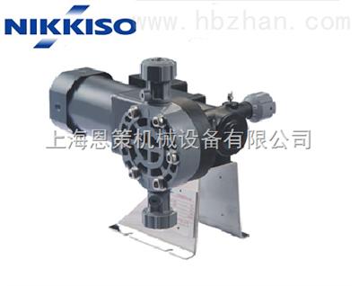 BX日本NIKKISO(日机装)BX系列机械隔膜计量泵系列