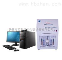 zui新測硫儀 微機全自動轉盤硫 測硫儀