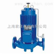 厂家现货促销PBG系列屏蔽式管道泵