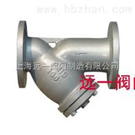 GL41H-16C法兰Y型过滤器