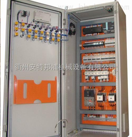 高压清洗机之动力装置; 电气控制柜图片电气控制柜 电气控制柜接线图4