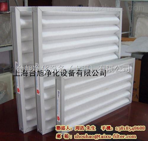 无锡铝框空调箱过滤器,南京铁框初效过滤网