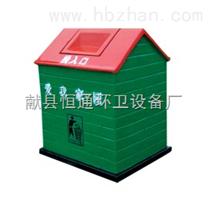 河北太原无机玻璃钢垃圾箱