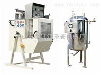 真空溶剂回收机,水冷式真空溶剂回收机