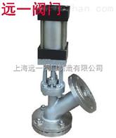FL641F/W-10P/16P/R不锈钢气动放料阀