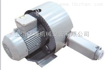 EHS-4346升鸿双段高压风机EHS-4346/4KW