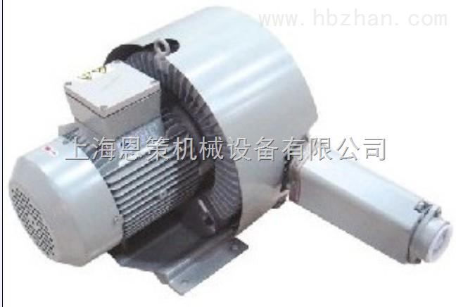 升鸿双段高压风机EHS-6346/4KW