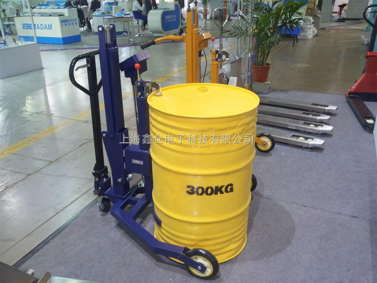 scs-宁波油桶电子秤,360度抱桶秤