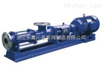沁泉 优质单螺杆泵厂家