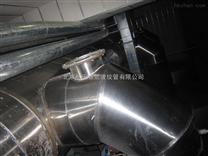 不锈钢双层保温烟囱