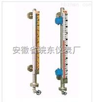 侧装中低温中低压磁翻柱液位计UHZ-68-C01/C02/C03/C04/C05