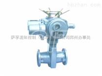 PZ673X-10P氣動對夾式刀型閘閥.