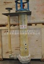立式抽酸泵 酸水提升泵 酸碱污水提升泵 立式防腐耐磨泵 YU-1A泵