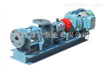 FG型不锈钢耐腐蚀螺杆泵