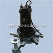 深水曝气搅拌两用机的主要型号,特点
