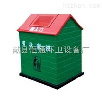 廊坊大成新农村街道专用垃圾箱