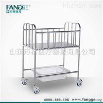 医院新生儿床 不锈钢婴儿车