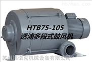 HTB鼓風機,全風透浦多段式鼓風機