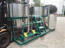 高效磷酸盐加药装置工艺流程图