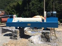 湿法制砂洗砂泥浆脱水机