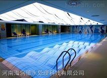 游泳池水處理的關鍵問題