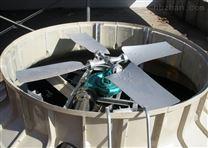 玻璃钢冷却塔风筒 风机 电机 减速机