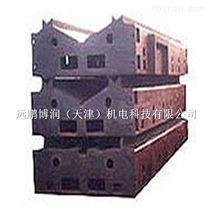 来图铸造加工铸铁大型铸件镗床床身 镗床立柱
