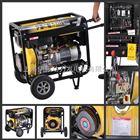 柴油发电电焊机YT6800EW厂家