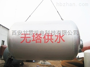 西安无塔上水器生产厂家