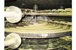 饲料磷酸氢钙盘式干燥机