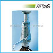 Hirschmann 10.0-60.0ml 9362000 可調節瓶口分液器 含安全回流閥