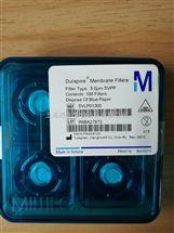 Millipore密理博PVDF过滤膜13mm直径5um孔径SVLP01300