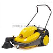 物流园厂区用手推式扫地机|驰洁cjs70-1电瓶式自动清扫机