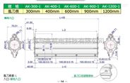 1.8米不銹鋼風刀  吹水鋁合金風刀