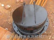 神农架铸铁圆拍门厂家管道拍门价格