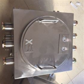 内法兰304不锈钢防爆电控箱
