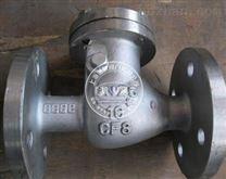 304不锈钢法兰逆止阀