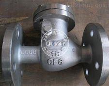 H44W-16P304不鏽鋼法蘭逆止閥