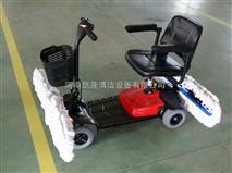 河南许昌商城保洁用电动尘推车