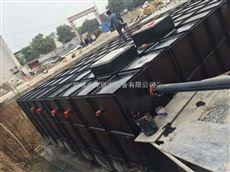 西藏日喀则抗浮式地埋箱泵一体化消防水池