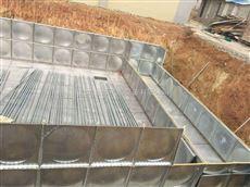 吉林四平地埋式箱泵一体化智能型消防泵站