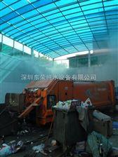 牛场喷雾消毒