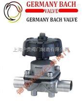 進口衛生級焊接隔膜閥