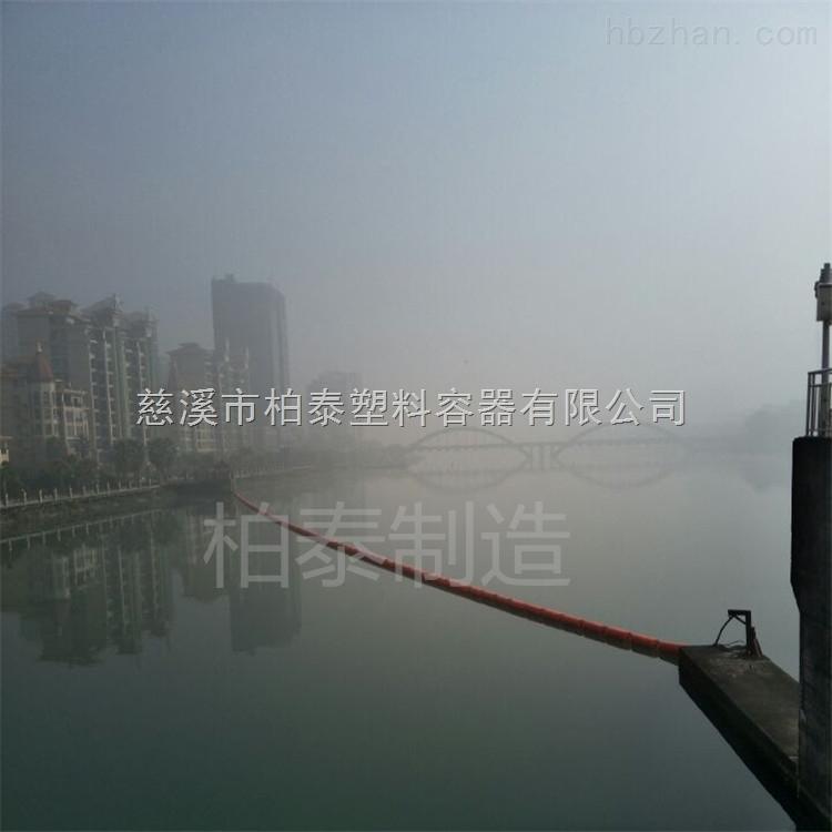 浙江地区管径6寸抽沙管道浮筒生产厂家 清淤塑料浮体内径15公分