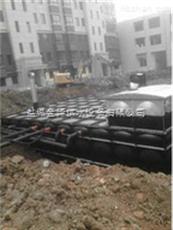 厂家供南京地埋式装配式BDF消防泵箱一体化