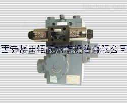 水轮机组节流LDF型两段关闭阀使说明书