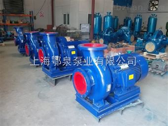 ISWR臥式單級單吸熱水泵
