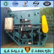 DNY型汙泥濃縮壓濾一體機、帶式汙泥脫水機